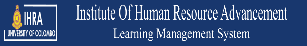 Institute of Human Resource Advancement